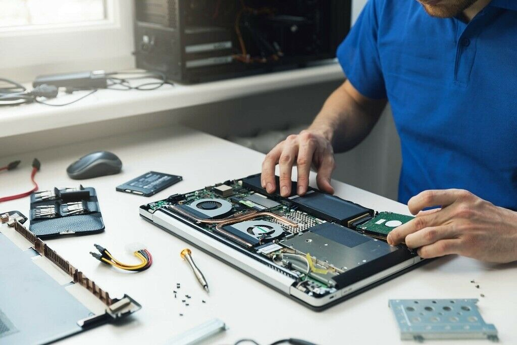 how to repair personal computer